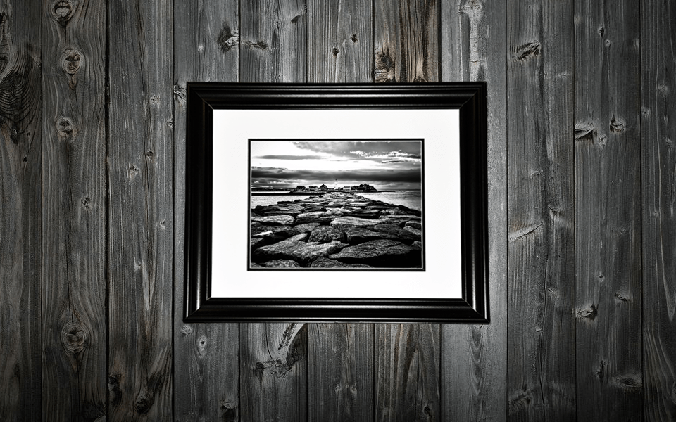 "Limited Edition Framed Print – ""Sentinel of Hope"""