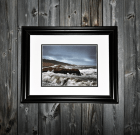 "Limited Edition Framed Print – ""Tempest Guard"""